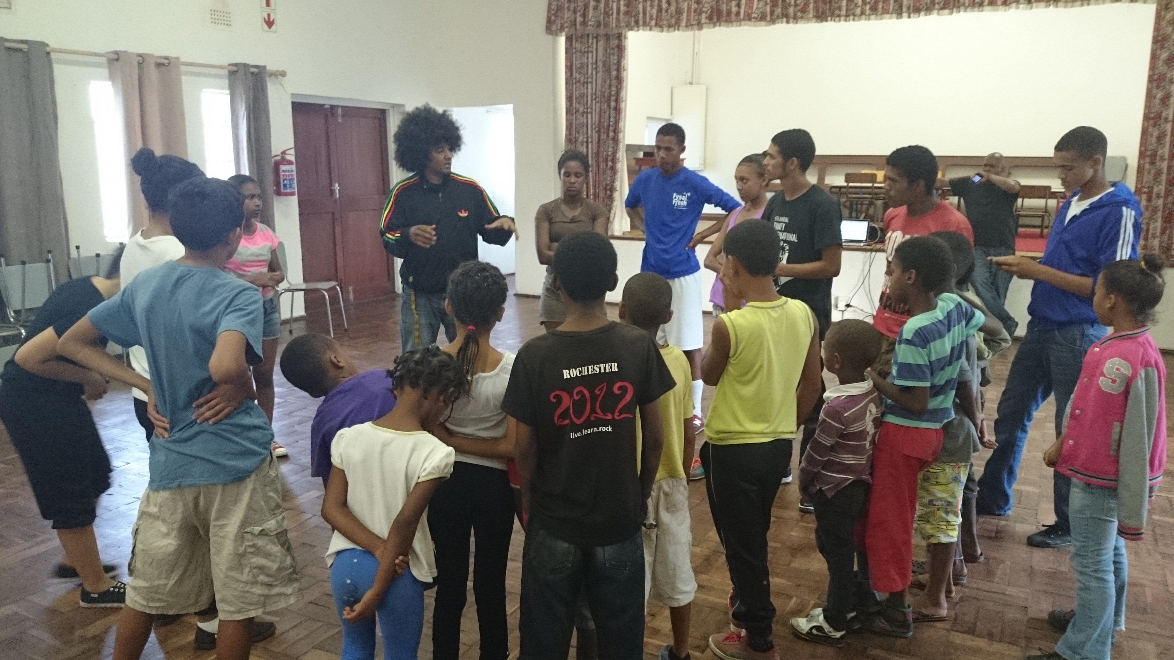 Emile YX? Dance Workshops